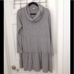 Charming Charlie super soft sweater dress/tunic